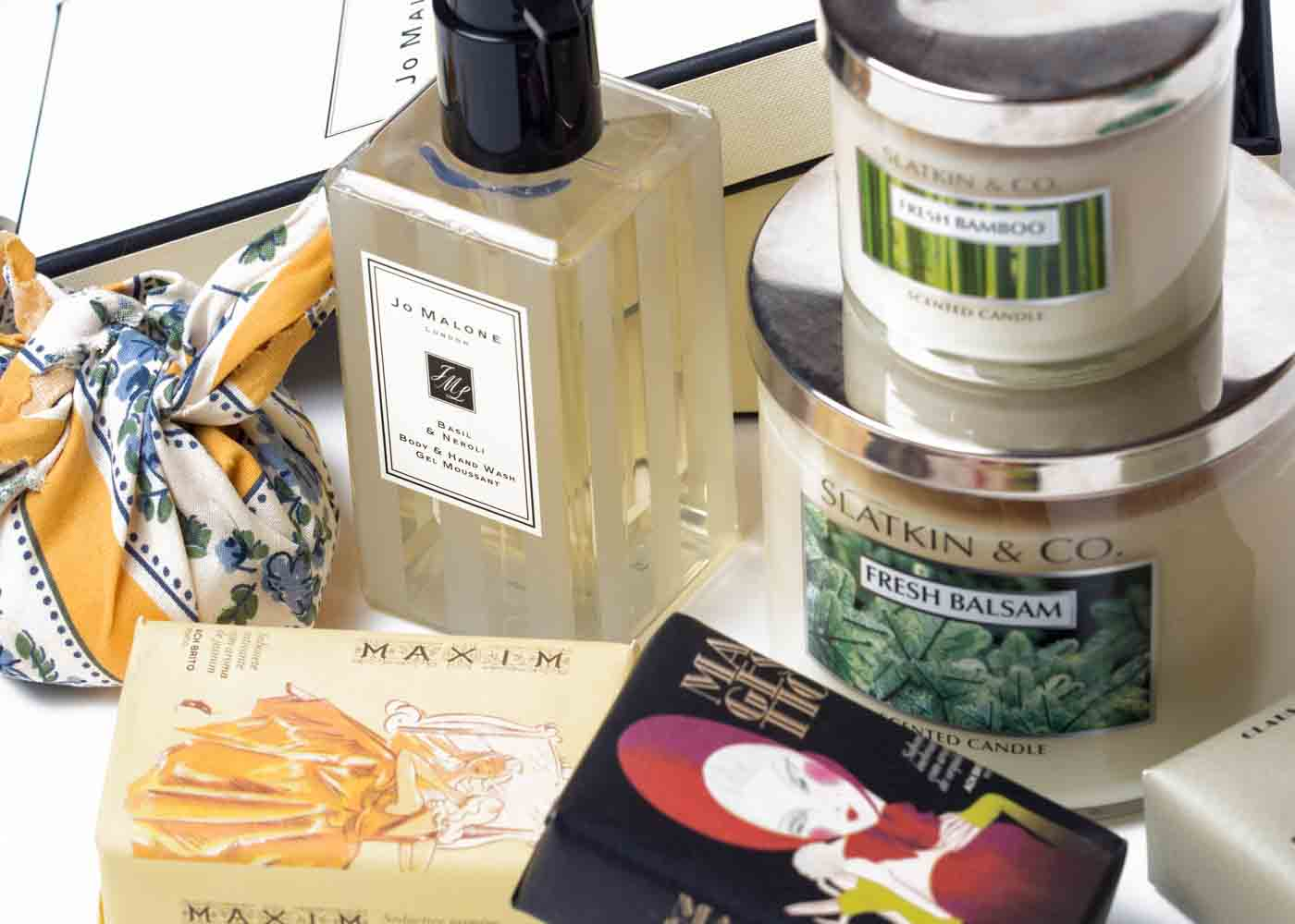 Scented gifts tend not to be among the most popular - most folks have strong opinions about fragrances.