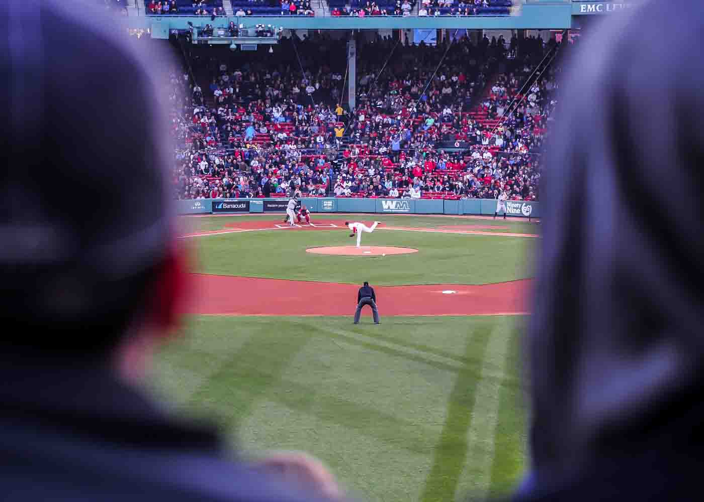 Fenway Park - Red Sox vs. the Yankees