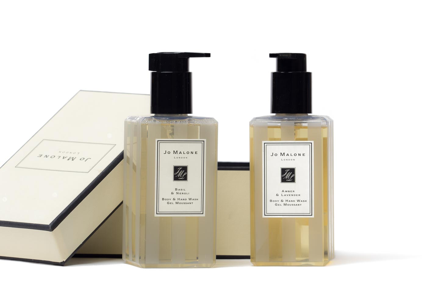 Make a shower kit and tuck in some special bath products, like a Jo Malone body wash.