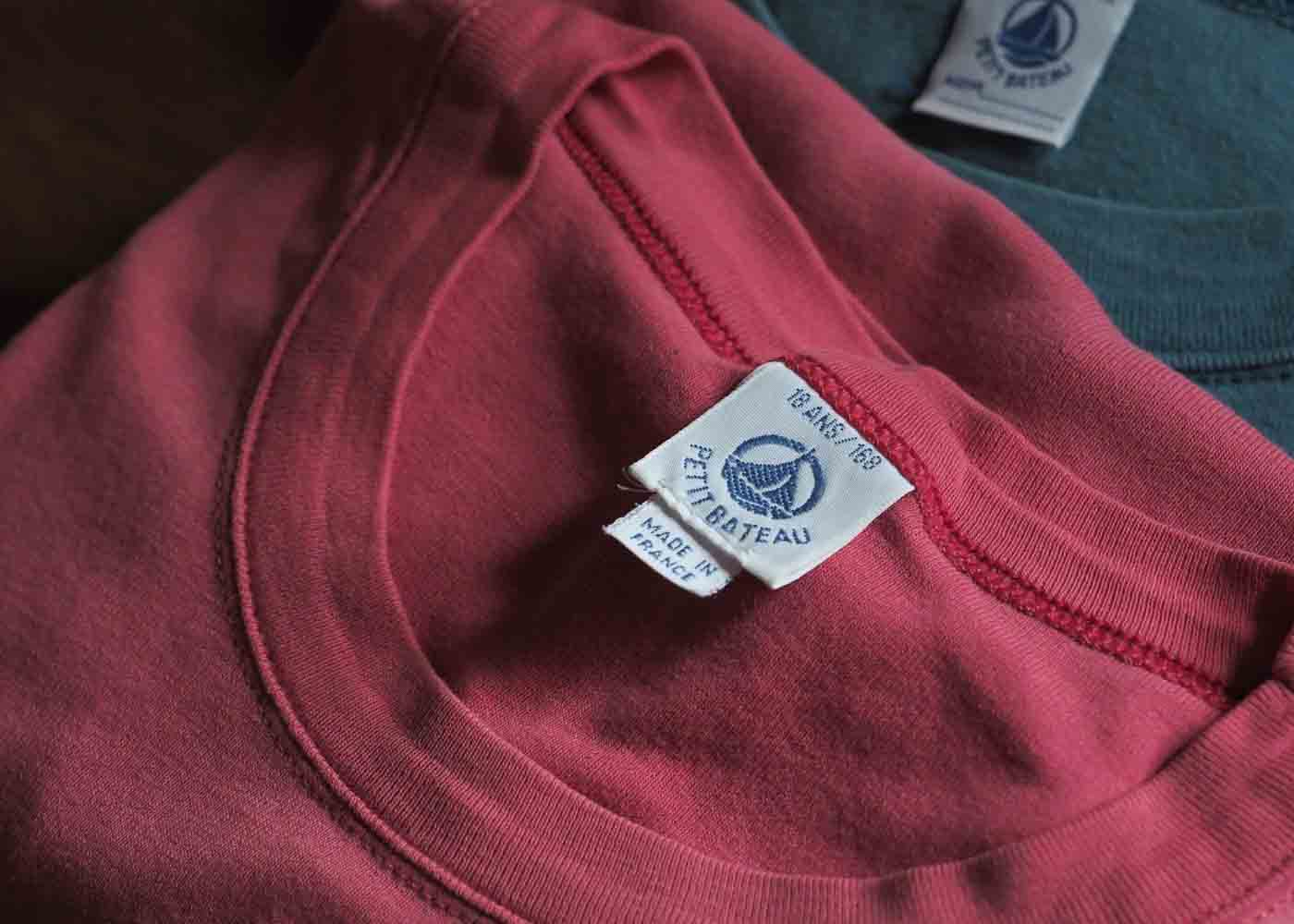 Petit Bateau clothes are both comfortable and chic.