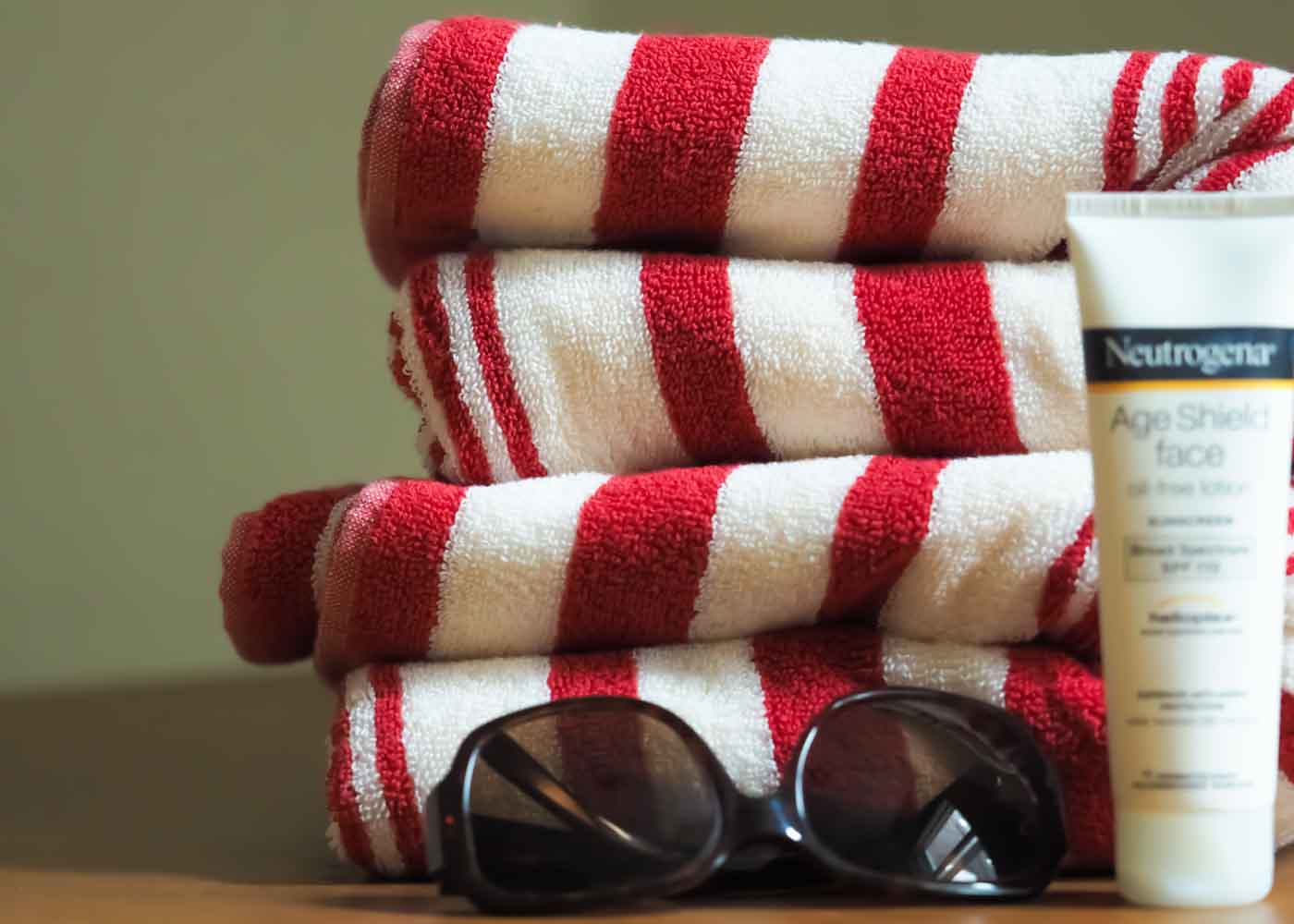 A stack of fluffy towels rarely goes amiss gift-wise.