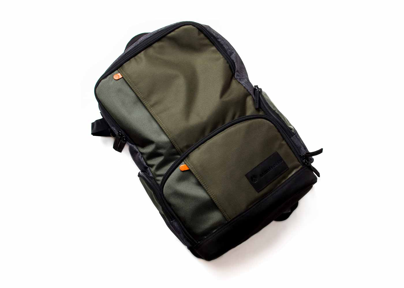 Manfrotto's backpack, ideal for the photographer on the go.
